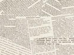 Newspaper Wallpaper