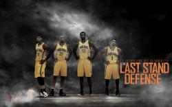 Indiana Desktop Wallpaper: Indiana Pacers Wallpaper Free Hd Desktop Background 1920x1200px