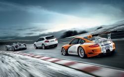 Free Racing Wallpaper