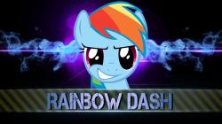 Rainbow Dash Wallpaper by TheBronyFather