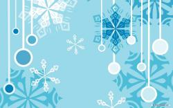 Snowflake Background Free Snowflake Desktop Background