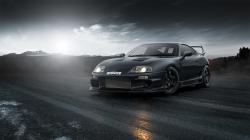 Vehicles Toyota Supra Wallpaper