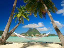 tropical beach hd desktop image free download beach wallpapers wide
