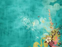 Free Turquoise Wallpaper 11648