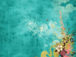 Free Turquoise Wallpaper 11648