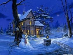 free winter des · Astonishing Dow