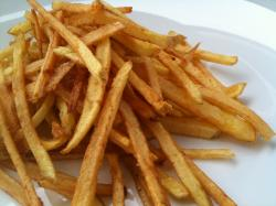 Frying up a batch of shoe-string potatoes is so quick and easy (and tasty!), it's no wonder that the french fry is a menu staple, all the way from a greasy ...