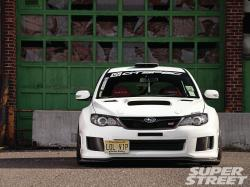 Sstp O%b Subaru Wrx Sti%b Front End Conversion
