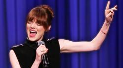 Emma Stone Funniest Amazing Spider Man 2 Interviews
