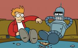 Futurama Res: 1920x1200 / Size:695kb. Views: 100091