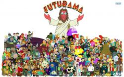 Futurama wallpaper 1920x1200 jpg