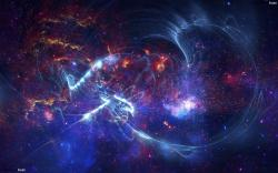Galaxy and Star HD 25 21322 HD Screensavers Wallpaper