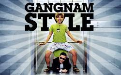 Gangnam Style ...