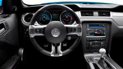 interior Ford Shelby GT500 images wallpaper 4 2013 New Ford Shelby GT500 Specs