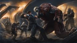 """Interesting words from the man who designed Gears of War: """"The whole 'old guard,' where you get a Game Informer cover and an E3 reveal, is dead."""