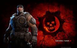 Marcus in Gears of War 3
