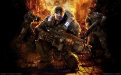... Gears Of War Wallpaper #3 ...