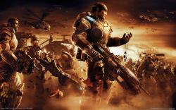 gears of war 2 wallpaper hd