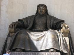 From Genghis Khan to Kublai Khan