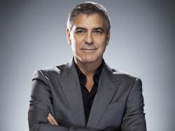 ... George Clooney ...
