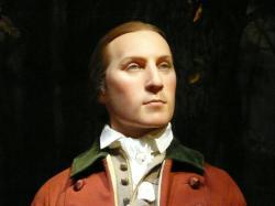 ... Young George Washington, Surveyor   by _BuBBy_