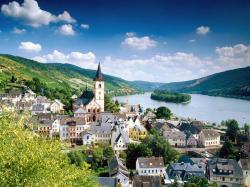 HD Wallpapers Landscape in Germany Wallpaper