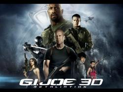 G.I. Joe: Retaliation movie Wallpaper -9562