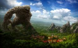 HD Wallpaper | Background ID:235138. 1680x1050 Fantasy Giant
