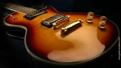 Wallpapers Gibson-Les paul fondos