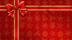 2560x1440 Wallpaper tape, box, gift