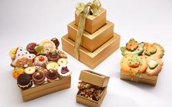 Gift Boxes Dessert Holiday
