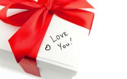 Gift, Love, Wallpaper