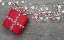 Gift Stars Christmas New Year Holiday