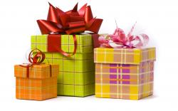 Colorful Gift Boxes Wallpaper #381785 - Resolution 2560x1600 px
