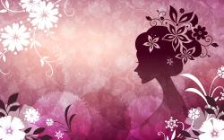 Girl Background 18480 1920x1080 px