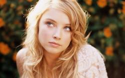 Cute face elizabeth harnois girl stare blonde hai 1920x1200