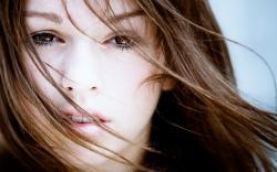 Beautiful Girl Look Portrait