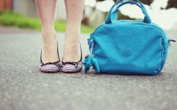 Girl Shoes Handbag