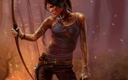 Tomb Raider Lara Croft Girl Game