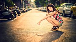 Girl Photography Wallpaper 12674