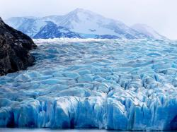 Grey Glacier, Torres del Paine National Park, Chile