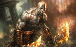 God Of War Game Wallpapers2