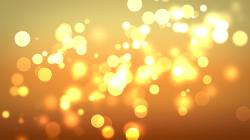 Gold Light Wallpaper