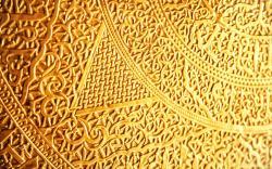 Gold Pattern Wallpaper 1920x1200px