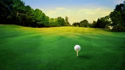 3D Golf Wallpaper HD
