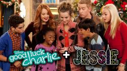 """Good Luck Charlie"" & ""Jessie"" Crossover on Disney Channel This November"