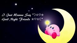 Good Night Friends HD Quality Cute Wallpapers free download