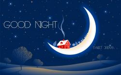 Please check our latest hd widescreen wallpaper below and bring beauty to your desktop. Good Night Wallpaper