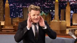 Gordon Ramsay Served His Girlfriend an Allergic Reaction