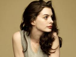 awesome anne hathaway hd wallpaper